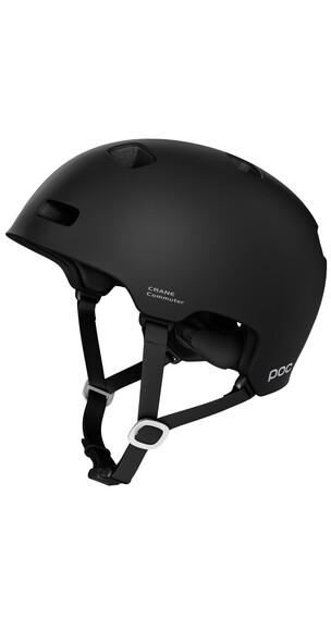 POC Crane Commuter Helmet Uranium Black